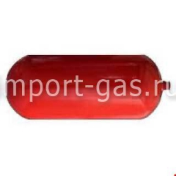 Баллон метан цилиндрический